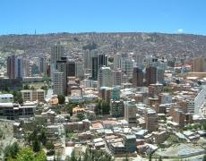 Programado de Preparação para a Revitalização do Centro de La Paz